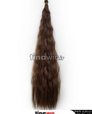 موی اکستنشن دوسرباز ۷۰ سانتیمتری (حرارتی) ۱۲C