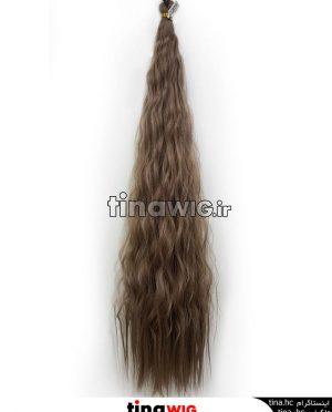 موی اکستنشن دوسرباز ۷۰ سانتیمتری (حرارتی) ۱۸T