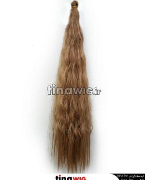 موی اکستنشن دوسرباز ۷۰ سانتیمتری (حرارتی) ۲۲