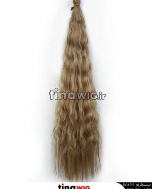 موی اکستنشن دوسرباز ۷۰ سانتیمتری (حرارتی) ۲۲T