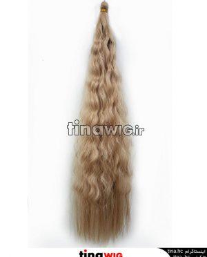 موی اکستنشن دوسرباز ۷۰ سانتیمتری (حرارتی) ۲۴
