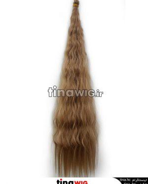 موی اکستنشن دوسرباز ۷۰ سانتیمتری (حرارتی) ۲۷