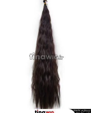 موی اکستنشن دوسرباز ۷۰ سانتیمتری (حرارتی) ۶