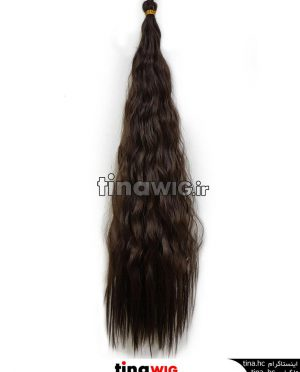 موی اکستنشن دوسرباز ۷۰ سانتیمتری (حرارتی) ۸