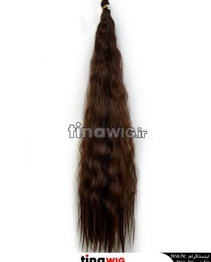 موی اکستنشن دوسرباز ۷۰ سانتیمتری (حرارتی) ۸B