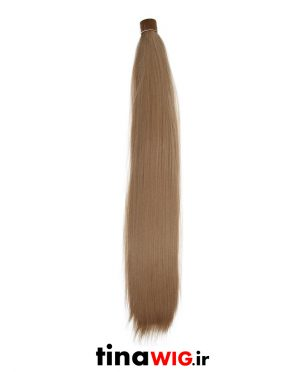 موی دم اسبی بلوند مات کد 22