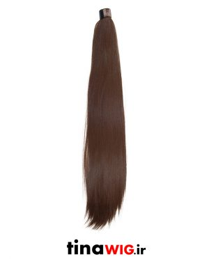 موی دم اسبی فندوقی مات