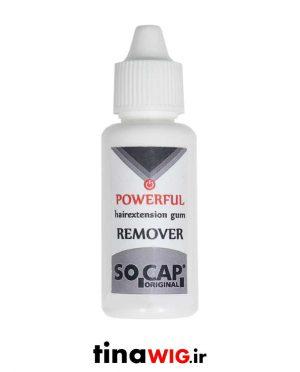 ریموور چسب اکستنشن مو hair extension remover