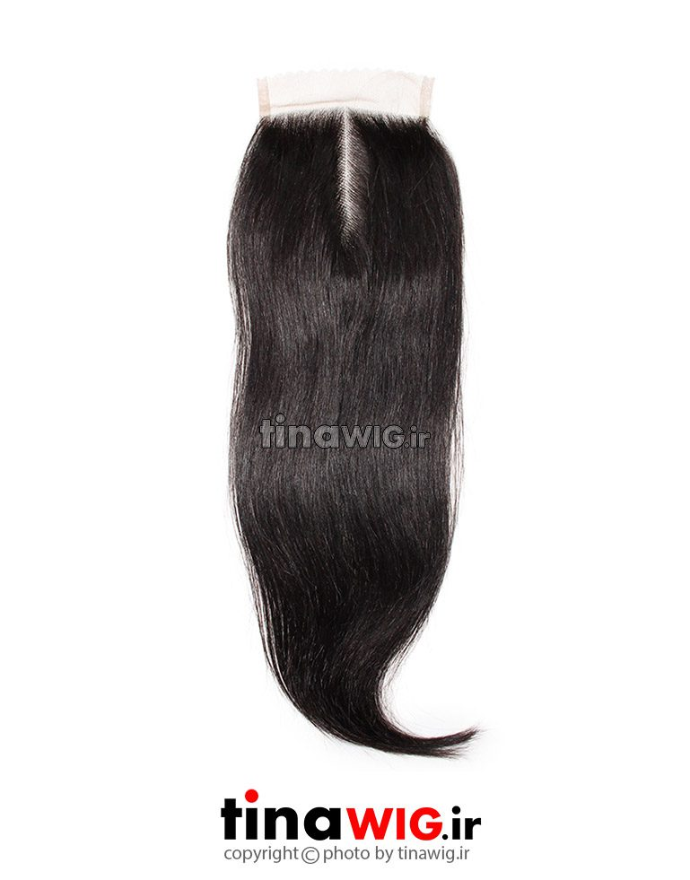 پروتز ترمیم موی زنانه رنگ مشکی 40