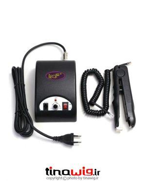 دستگاه لیزر اکستنشن موی لوف loof ultrasonic hair connector s717w