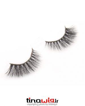 مژه شش بعدی دان بیوتی کد۰۰۴ طبیعی،دست ساز don beauty 6D eyelash
