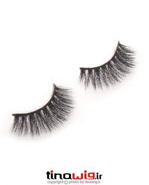 مژه شش بعدی دان بیوتی کد۰۰۶ طبیعی،دست ساز don beauty 6D eyelash