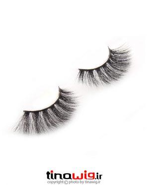 مژه شش بعدی دان بیوتی کد۰۱۱ طبیعی،دست ساز don beauty 6D eyelash
